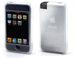 iPod touch用のICEWEAR touch